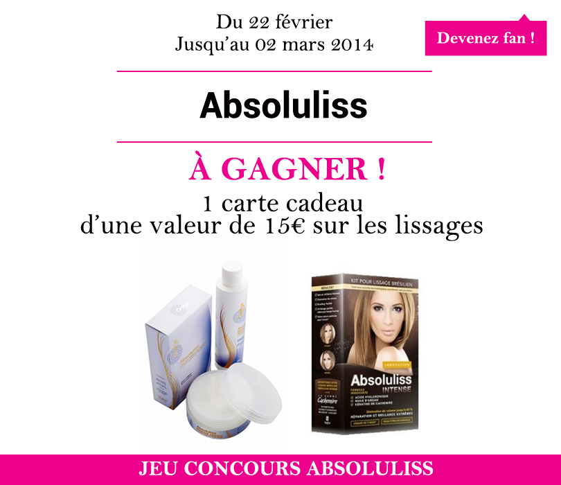 Concours Absoluliss