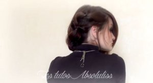 Les tutos Absoluliss : coiffure matin rapide by Moricettte