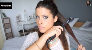 Les tutos Absoluliss : se lisser les cheveux by MakeUpByGiulia