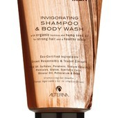 Shampoing homme au bambou bio - alterna haircare
