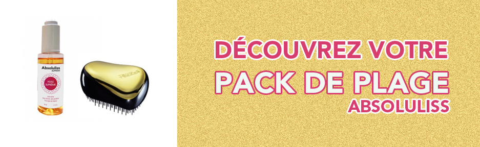 Pack de plage Absoluliss